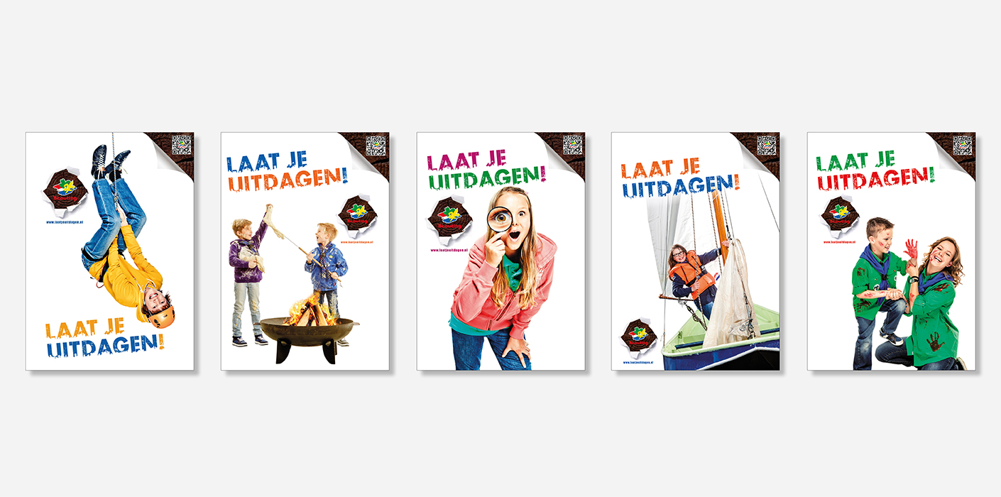 Scouting Nederland Posters